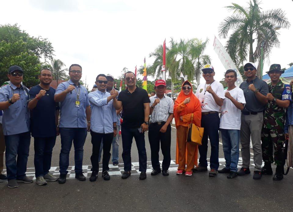 Foto bersama, Walikota Palangka Raya